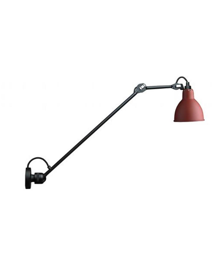 304L60 Væglampe Rød - Lampe Gras