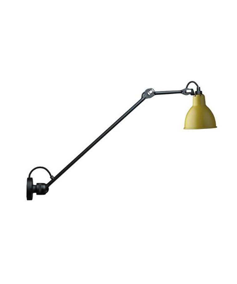 304L60 Væglampe Gul - Lampe Gras