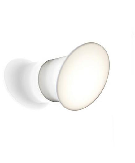 Ecran Udendørslampe Opal Hvid - Luceplan