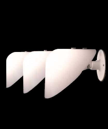 Mini Vip Væglampe V025 P Opal Hvid - Pandul