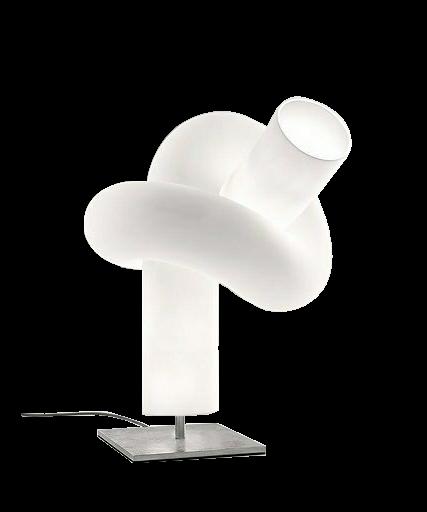 Knot 1 Bordlampe - Ingo Maurer