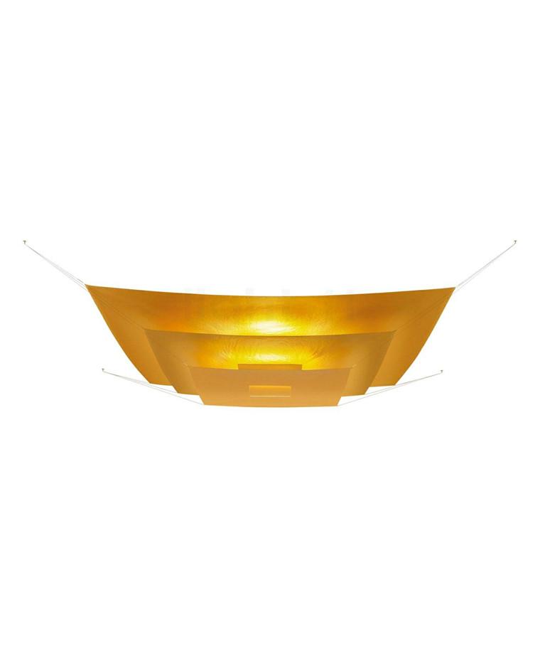 Luxury Pure Guld Loftlampe - Ingo Maurer