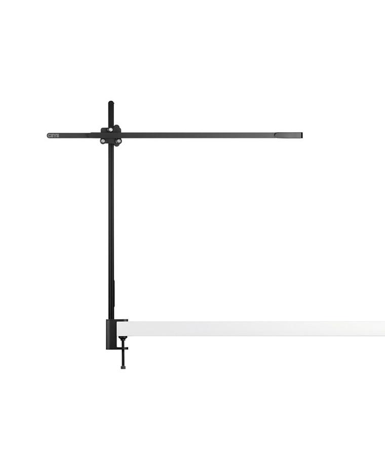 CSYS Bordlampe m/Klampe Sort/Sort - Jake Dyson