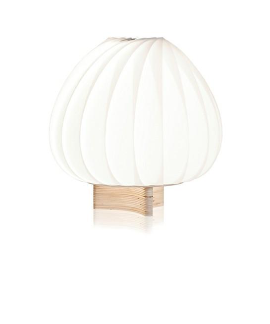 TR12 Bordlampe PP Plastik Hvid - Tom Rossau