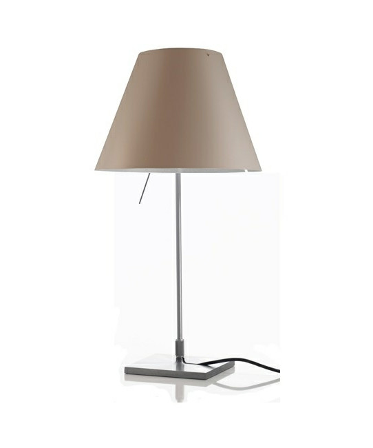Costanzina Bordlampe Shaded Stone - Luceplan