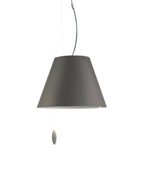 Costanzina Pendel Concrete Grey - Luceplan