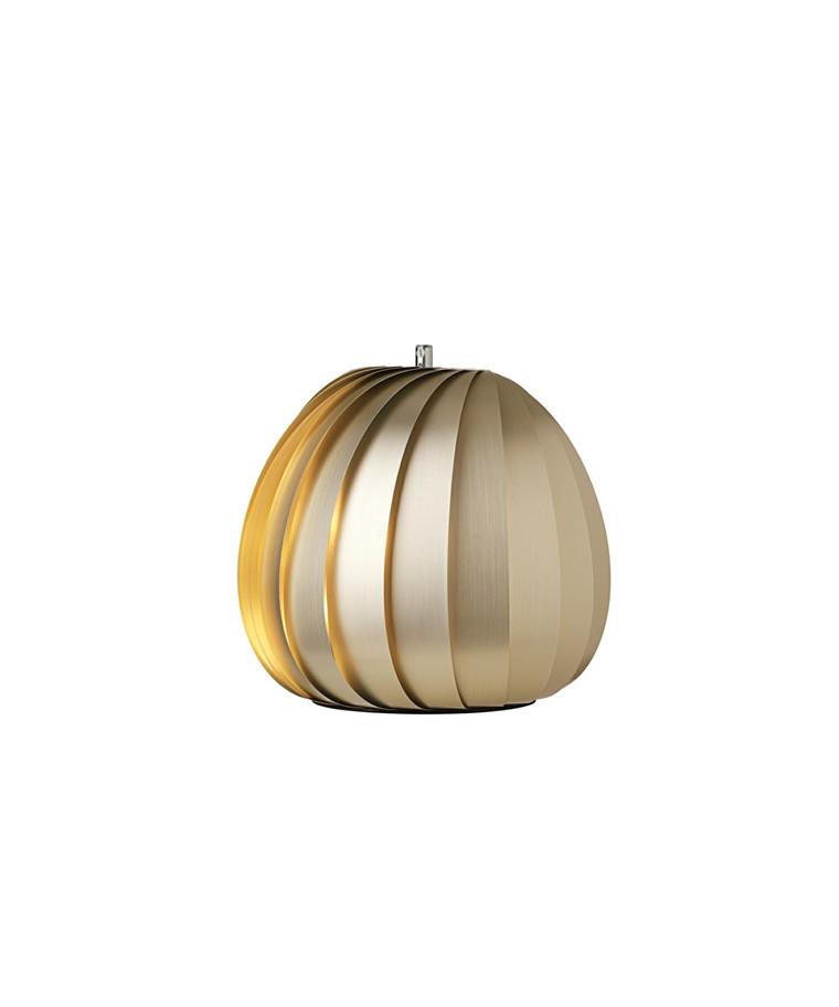 TR12 Pendel Small Gold - Tom Rossau