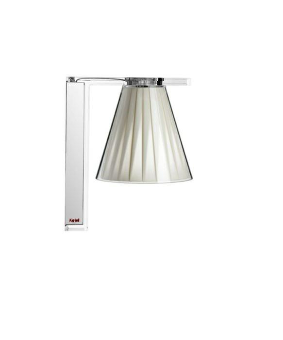 Light Air Væglampe Beige - Kartell