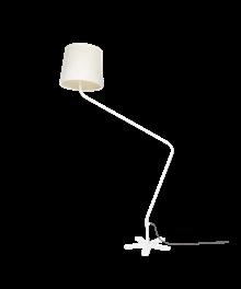 Groggy Gulvlampe Hvid/Råhvid - Northern Lighting