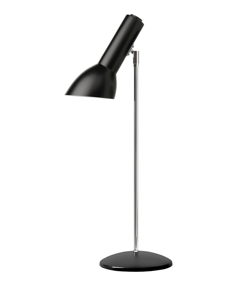 Oblique Bordlampe Mat Sort - CPH Lighting