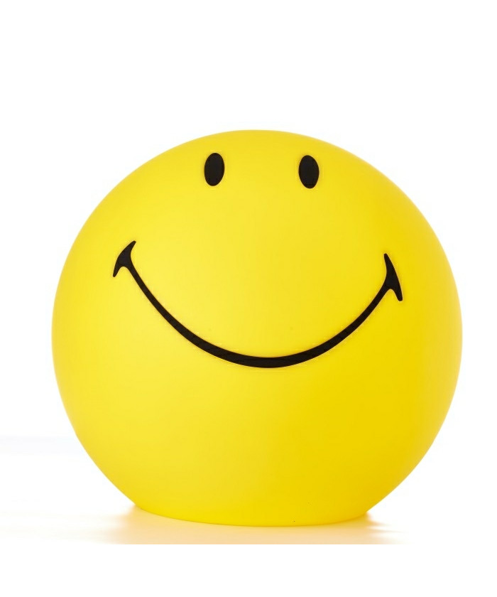 Smiley Børnelampe - Mr Maria