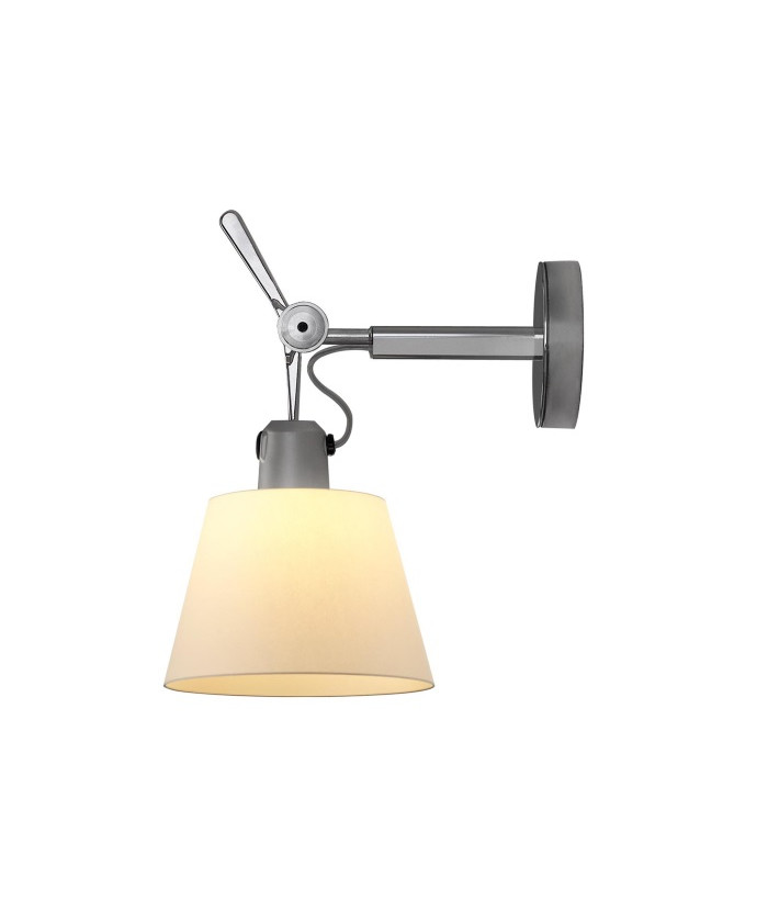 Tolomeo Parete Diffusore Væglampe Ø18 Pergament - Artemide