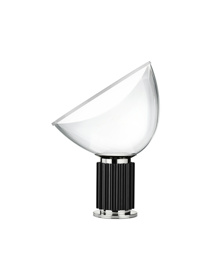 Taccia Small Bordlampe Sort - Flos