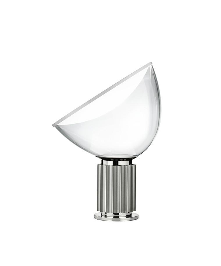 Taccia Small Bordlampe Silver - Flos