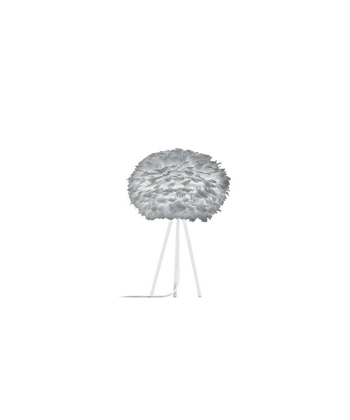 Eos Bordlampe Medium Grå/Hvid - Vita