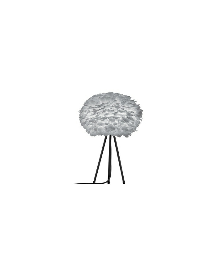 Eos Bordlampe Medium Grå/Sort - Vita