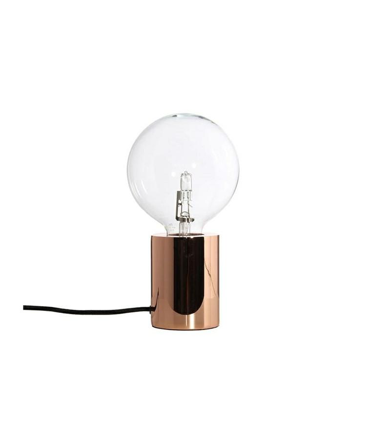 Bristol Bordlampe Blank Kobber - Frandsen