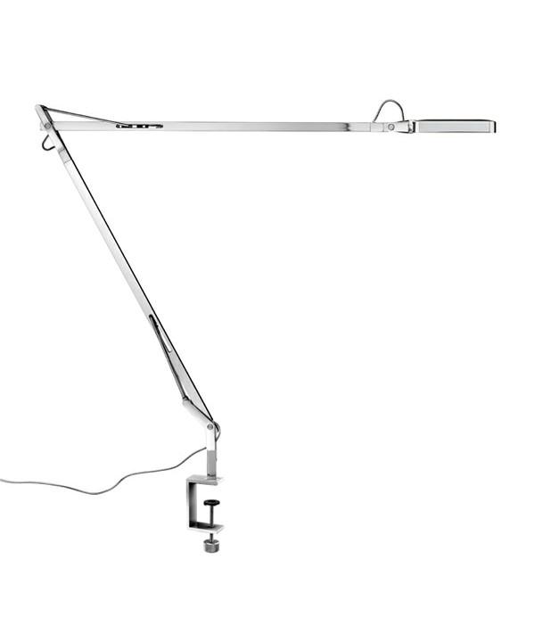 Kelvin LED Bordlampe m/Klemme Krom - Flos