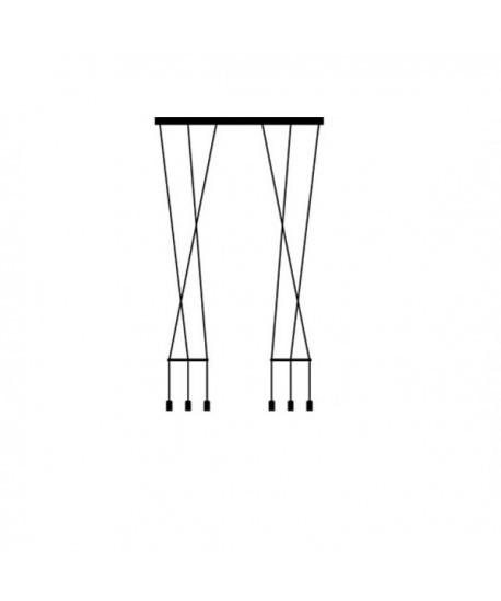 Wireflow Pendel 0338 - Vibia