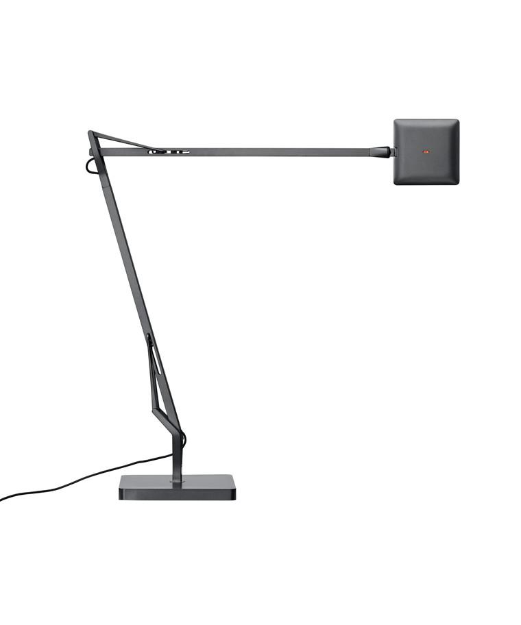 Kelvin Edge Bordlampe Titanium - Flos