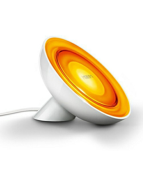 Philips Hue Bloom White Bordlampe