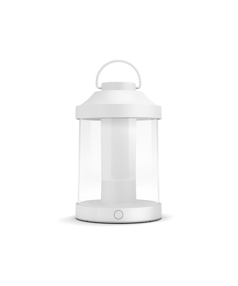 Abelia Portable Bordlampe Hvid - Philips