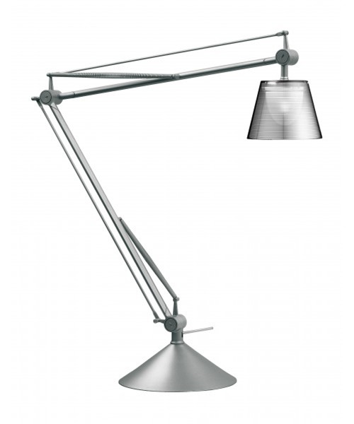 Archimoon K Bordlampe Sølv - Flos