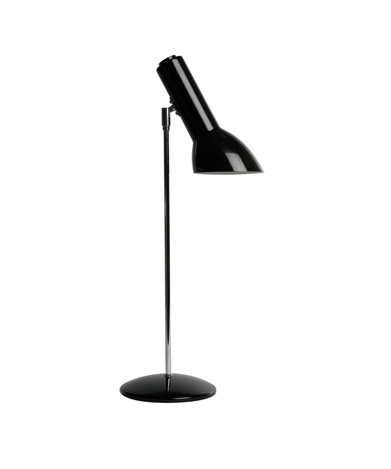 Oblique Bordlampe Blank Sort - CPH Lighting