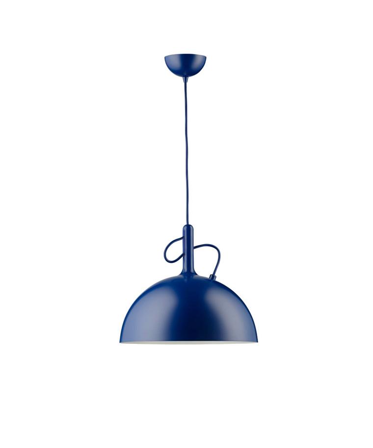 Adjustable Pendel Ø30 Blå - Watt A Lamp