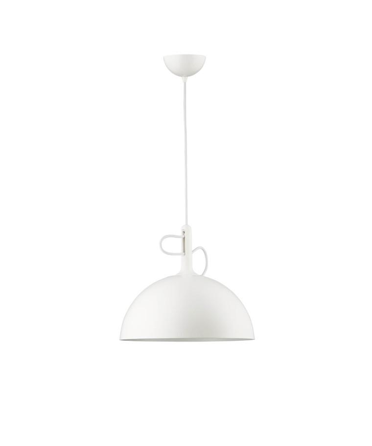 Adjustable Pendel Ø30 Hvid - Watt A Lamp