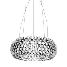 Caboche Medium LED Pendel Transparent Dimmable - Foscarini