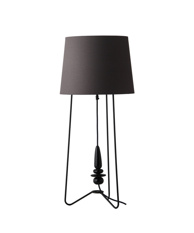 Daddy Longleg Bordlampe Sort - Frandsen