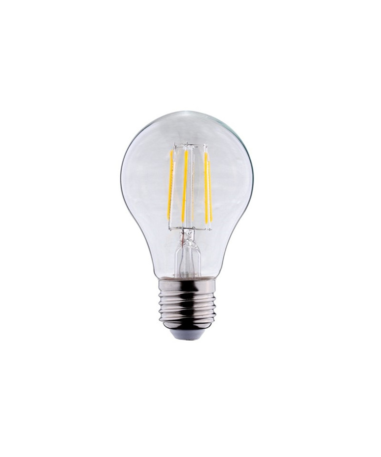 Pære LED 4W (470 lm) X-G60 D E27 - Raxon