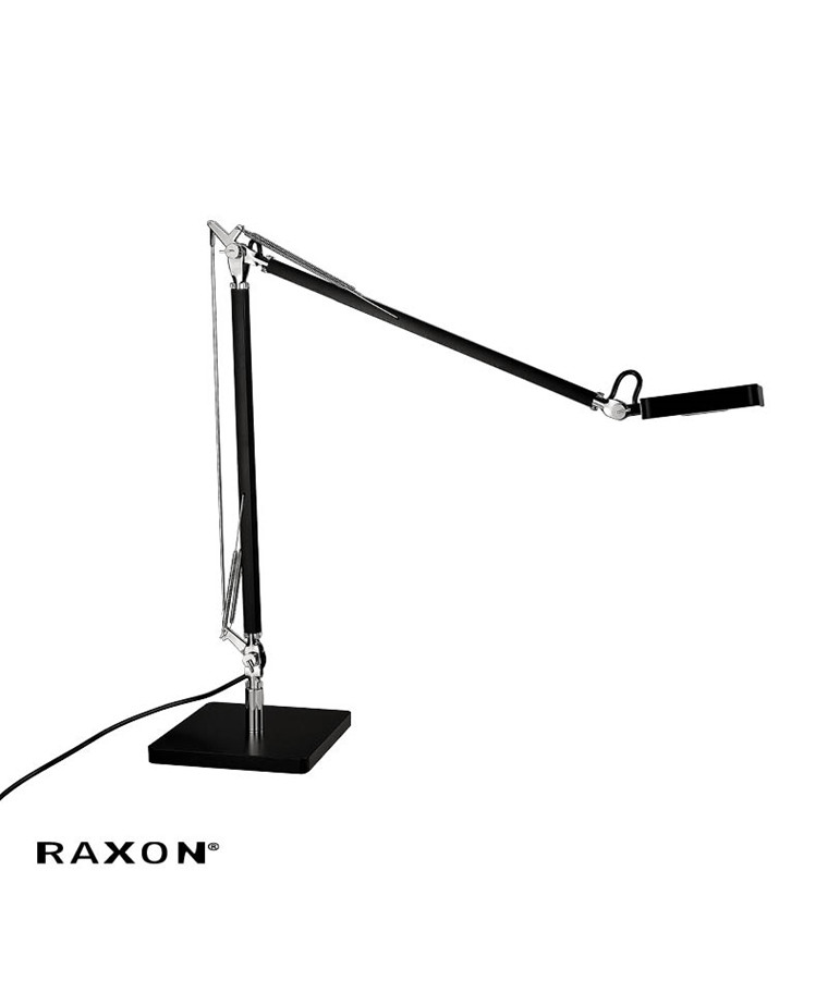 F8 LED T1 LED Bordlampe Sort - Raxon