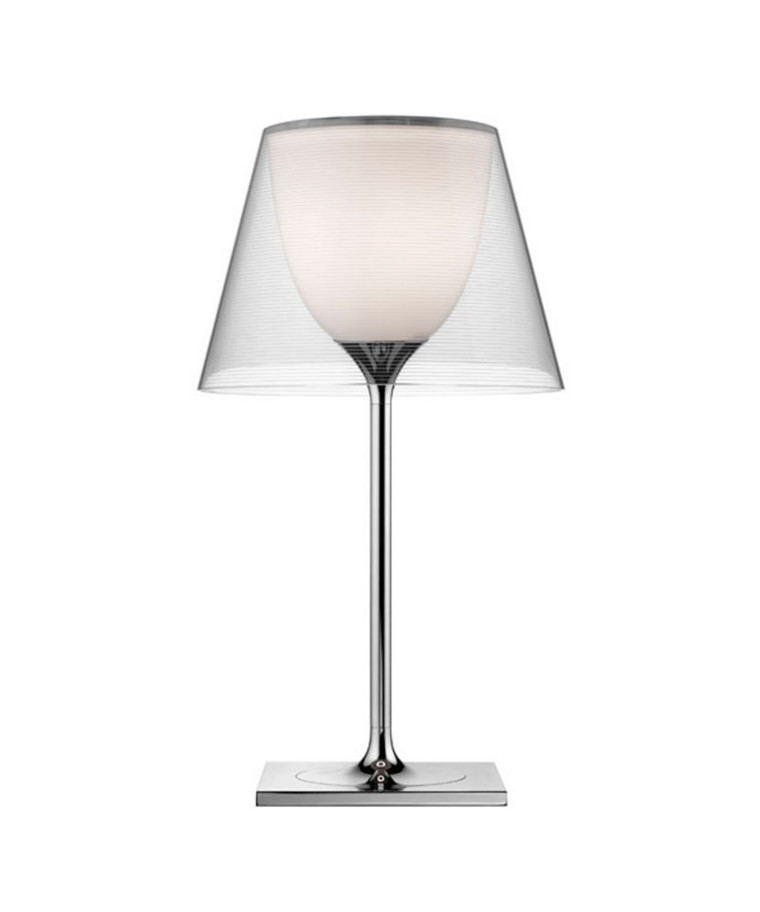 KTribe T1/T2 Bordlampe Transparent - Flos