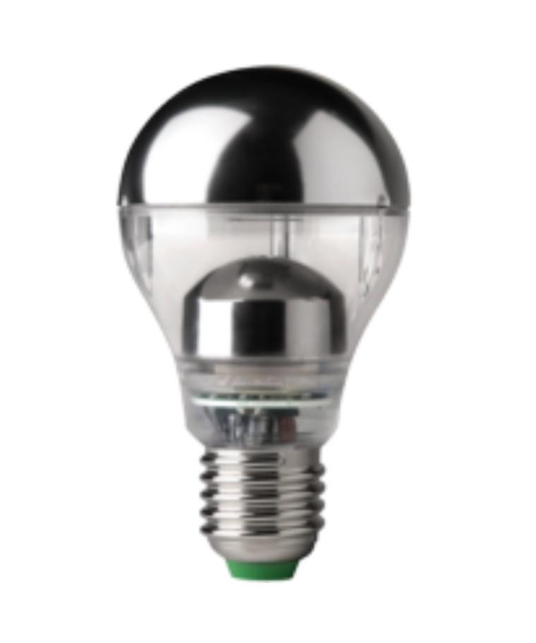 Pære LED 5W Topforspejlet E27- Megaman