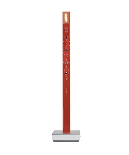 My New Flame USB Bordlampe Rød - Ingo Maurer