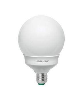 Pære LED 11W (1055 lm) Globe Ø98 E27 - Megaman