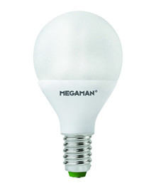 Pære 7W PingPong E14 - Megaman