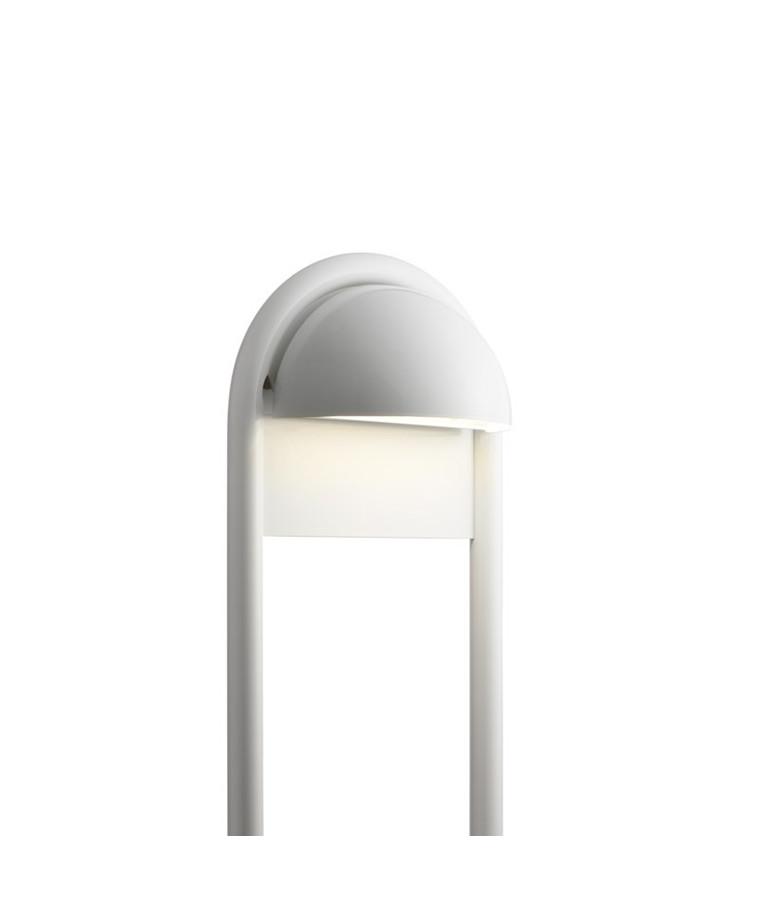 Rørhat Stander 700mm Hvid - LIGHT-POINT