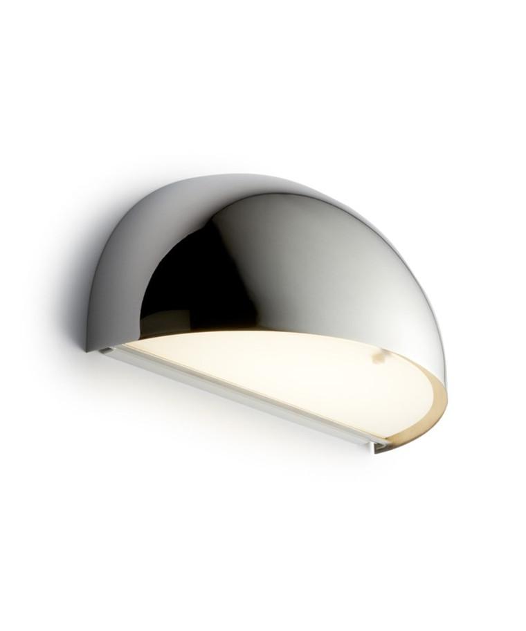 Rørhat Væglampe 2X9W G23 Krom - LIGHT-POINT