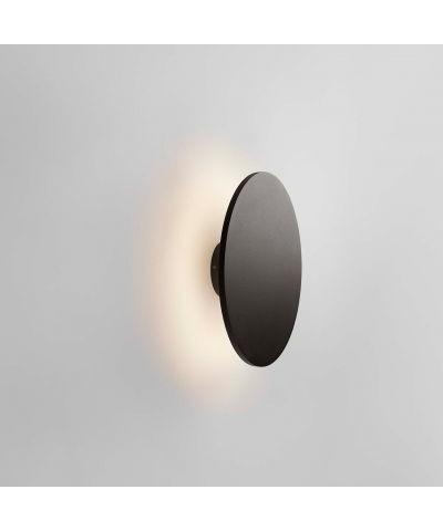 Soho W3 LED Væglampe Ø30 Sort - LIGHT-POINT