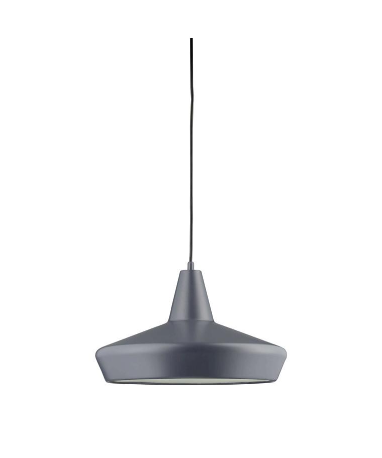 Work Pendel Mørk Grå - Watt A Lamp