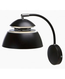 Avalon Væglampe LED Mat Sort - Belid