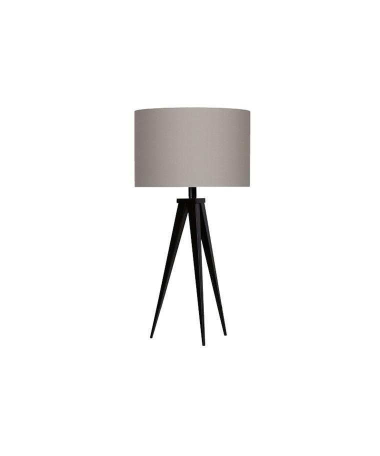 Paso 35 T1 UNI Bordlampe Sort/Grå - Darø