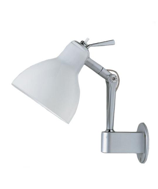 Luxy W0 Væglampe Alu - Rotaliana