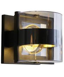 Delta Mini Væglampe Sort - NORD