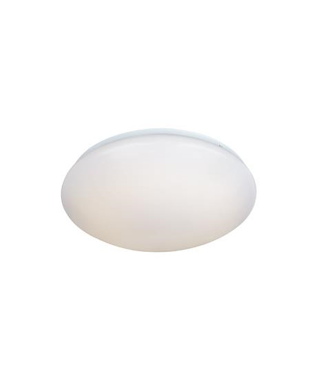 PLAIN Plafond 28cm LED White - Markslöjd