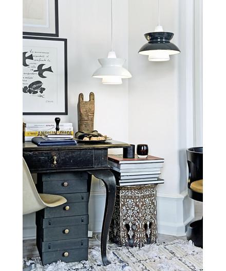 doo wop hvit louis poulsen. Black Bedroom Furniture Sets. Home Design Ideas