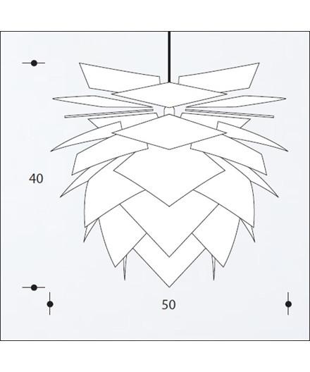 Illumin Kobber Look Pendel Ø45 - DybergLarsen